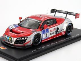Audi R8 LMS ultra #14 24 Nürburgring 2013 1:43 Spark