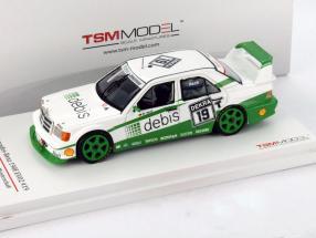 Roland Asch Zakspeed Mercedes-Benz 190E Evo 2 #19 DTM 1991 1:43 TrueScale