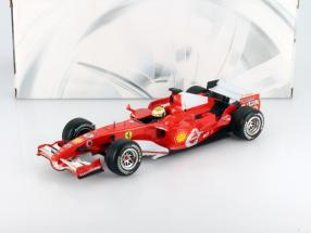 F. Massa Ferrari 248 F1 #6 Formula 1 2006 1:18 HotWheels