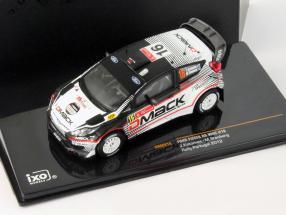 Ford Fiesta RS WRC #16 Rallye Portugal 2012 Ketomaa / Stenberg 1:43 Ixo