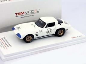 Chevrolet Corvette Grand Sport Coupe #67 3. Space Road America 1:43 TrueScale