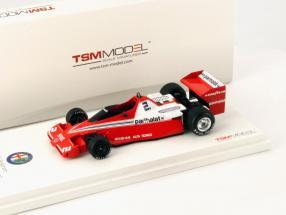 John Watson Brabham BT46 #2 3rd GP South Africa Formula 1 1978 1:43 TrueScale