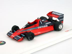 Niki Lauda Brabham BT46 #1 2nd GP Monaco Formel 1 1978 1:43 TrueScale