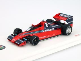 John Watson Brabham BT46 #2 GP Monaco Formel 1 1978 1:43 TrueScale