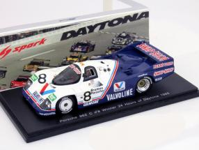 Porsche 962 C #8 Winner 24h Daytona 1985 Foyt, Wollek, Our, Boutsen