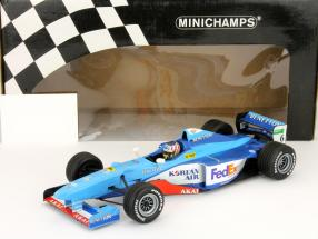 A. Wurz Benetton Playlife B198 formula 1 1998 1:18 Minichamps