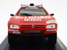 Citroen ZX Rally Raid #200 Winner Dakar 1995 1:43 Ixo