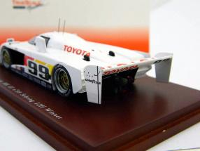 Toyota GTP Eagle MK III #99 Winner 12h Sebring 1992 1:43 TrueScale