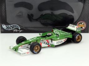 Eddie Irvine Jaguar R2 #18 Formula 1 2001 1:18 HotWheels