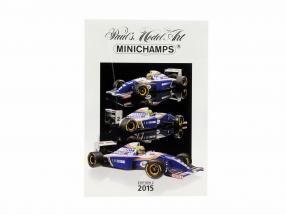 Minichamps Catalog Edition 2 2015