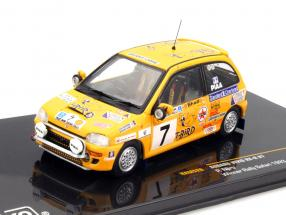 Subaru Vivio RX-R #7 Winner Rally Safari 1993 Njiru 1:43 Ixo