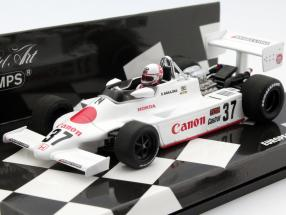 S. Nakajima March Honda F2 812 #37 European F2 Championship 1982 1:43 Minichamps