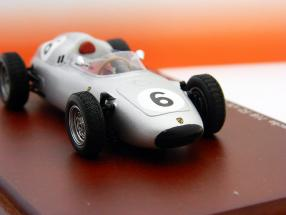 Porsche 718 Formula 2 #6 G. Hill 4th Solitude Grand Prix 1960 1:43 TrueScale