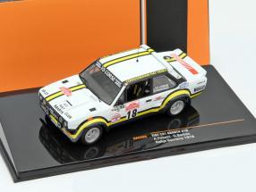 Fiat 131 Abarth #18 Rallye San Remo 1978 Pasetti, Barban 1:43 Ixo