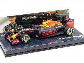 Daniil Kvyat Red Bull RB12 #26 Formel 1 2016 1:43 Minichamps