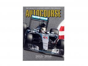 Book: Autocourse 2015-2016