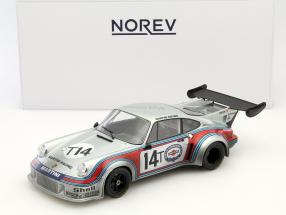 Porsche 911 RSR 2.1 Turbo #14T Practice 1000km Spa 1974 Müller, van Lennep Dirty Version 1:18 Norev