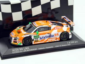 Audi R8 LMS #25 ADAC GT Masters 2016 Dobitsch, Sandström 1:43 Minichamps