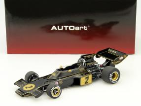 Ronnie Peterson Lotus 72E #2 Formel 1 1973 1:18 AUTOart