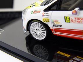 Fiat Grande Punto S2000 #15 Burri, Gordon Rally Monte Carlo 1:43 Ixo