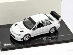 Subaru Impreza S12B Rally Specs Year 2008 white 1:43 Ixo