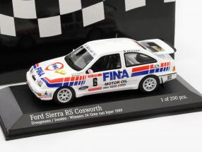 Ford Sierra RS Cosworth #6 Winner Rallye 24h Uren van Ieper 1989 1:43 Minichamps