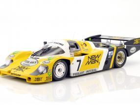 Porsche 956 LH #7 Winner 24h LeMans 1984 Pescarolo, Ludwig, Johansson 1:12 TrueScale