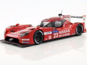 Nissan GT-R LM Nismo #23 24h LeMans 2015 Chilton, Pla 1:18 AUTOart