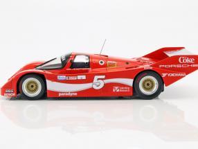 Porsche 962 IMSA #5 Winner 12h Sebring 1986 Akin, Stuck, Gartner