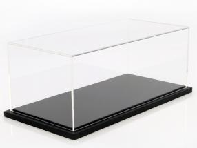 Plexi-glass showcase for modelcars in scale 1:18 GT-SPIRIT