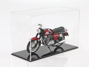 Hochwertige Sammelvitrine für Motorradmodelle 230 x 100 x 140 mm SAFE