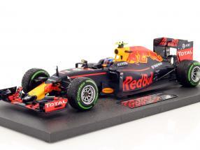 Max Verstappen Red Bull RB12 #33 3rd Brasilien GP Formel 1 2016 1:18 Minichamps