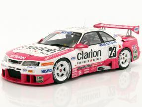 Nissan Skyline GT-R #23 24h LeMans 1996 Hoshino, Hazemi, Suzuki 1:18 TrueScale