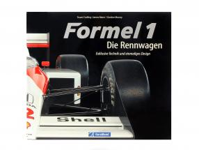 Buch: Formel 1 - Die Rennwagen von Stuart Codling, James Mann und Gordon Murray