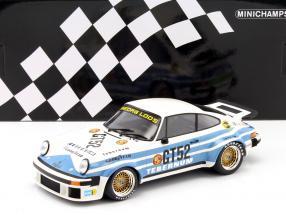 Porsche 934 #GT52 300km Nürburgring 1976 Schenken 1:18 Minichamps