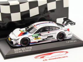 BMW M4 (F82) #100 DTM 2016 Tomczyk 1:43 Minichamps