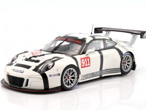 Porsche 911 (991) GT3 R #911 Presentation Car 2015 1:18 Minichamps