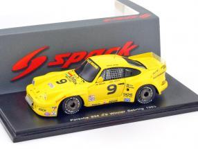 Porsche 934 #9 Winner 12h Sebring 1983 Baker, Mullen, Nierop 1:43 Spark