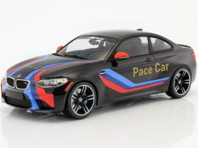 BMW M2 Coupe Pace Car year 2016 1:18 Minichamps