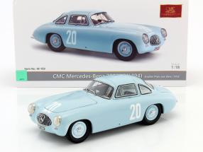 Mercedes-Benz 300 SL (W194) #20 2nd GP Bern 1952 Lang 1:18 CMC