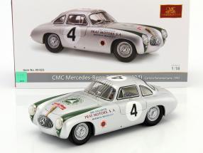 Mercedes-Benz 300 SL (W194) #4 Winner Carrera Panamericana 1952 Kling 1:18 CMC