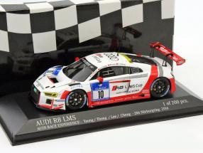 Audi R8 LMS #10 24h Nürburgring Yoong, Thong, Lee, Cheng 1:43 Minichamps