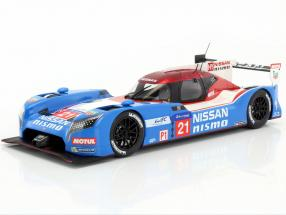 Nissan GT-R LM Nismo #21 24h LeMans 2015 Matsuda, Shulzhitskiy 1:18 AUTOart