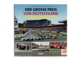 Book: The big challenge of Germany all races since 1926