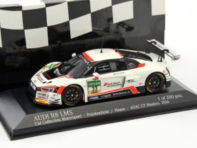 Audi R8 LMS #33 ADAC GT Masters 2016 Frankenhout, Haase 1:43 Minichamps