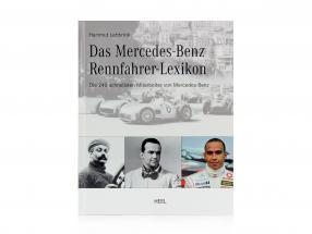 Buch: Das Mercedes Rennfahrer-Lexikon Die 240 schnellsten Mitarbeiter von Mercedes