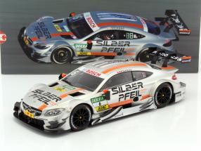Mercedes-Benz AMG C63 #6 DTM 2016 Wickens 1:18 AutoCult