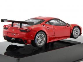 Ferrari 458 GT2 Plain Body Launch Version red