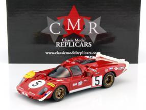 Ferrari 512S #5 24h LeMans 1970 Ickx, Schetty 1:18 CMR