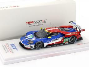 Ford GT #69 3rd LMGTE Pro 24h LeMans 2016 Briscoe, Westbrook, Dixon 1:43 TrueScale